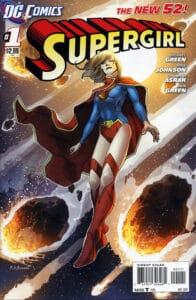 Супергерл комикс