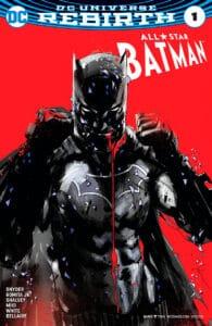 комикс Все звезды: Бэтмен