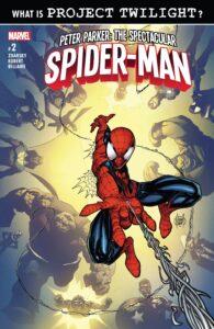комикс Потрясающий Человек-Паук