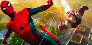 история возвращения человека-паука