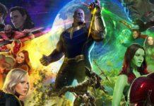 Мстители Война Бесконечности новости