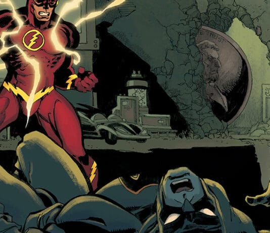 комикс Бэтмен 21