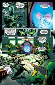 комикс Superior Octopus 1 страница