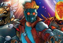 Новый комикс «Стражи Галактики» от Marvel