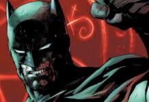 комикс Бэтмен: Проклятый