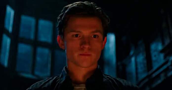 Том Холланд Человек-Паук