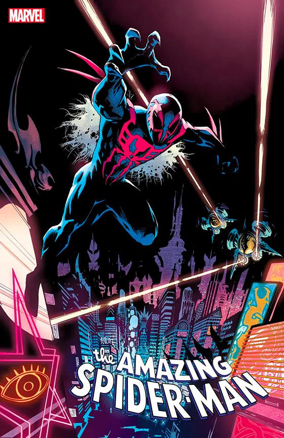 комикс Удивитеьный Человек-паук номер 33