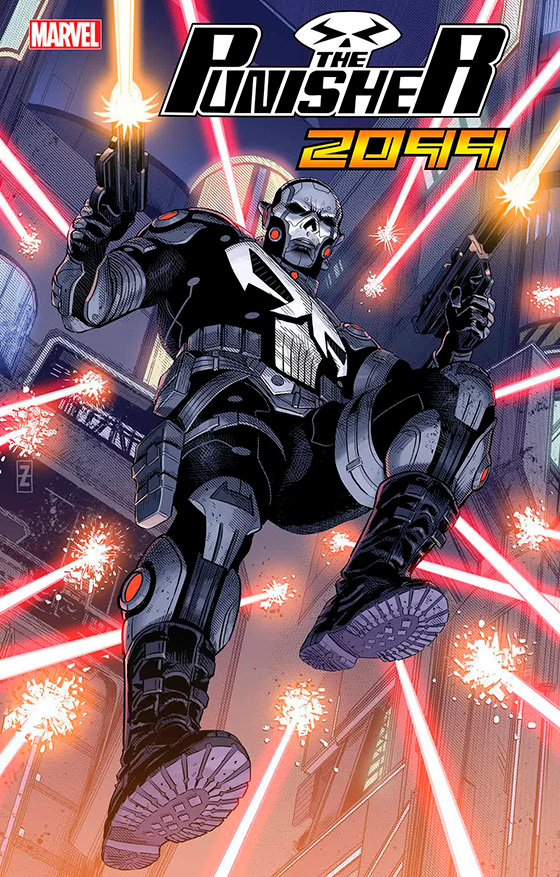 комикс Каратель 2099 номер 1