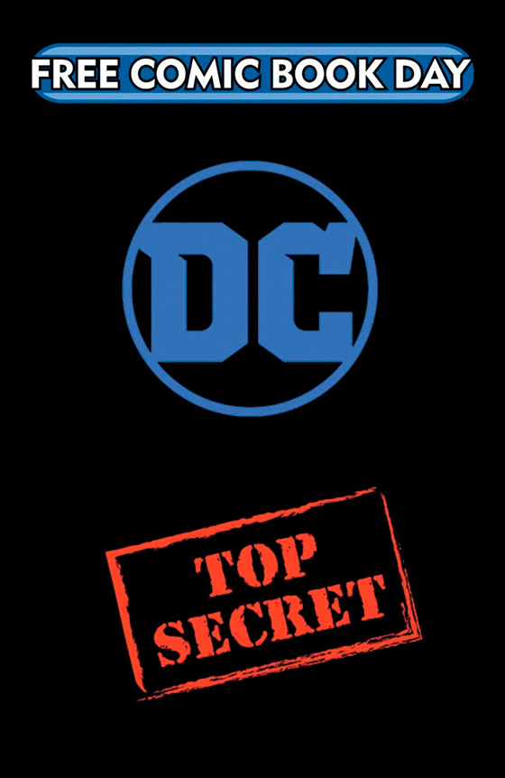 DC Comics День Бесплатных Комиксов 2020