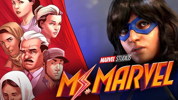 Марвел ищет актрису для Мисс Марвел