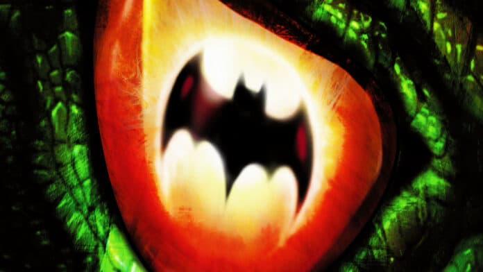 комикс Бэтмен: Рептилия