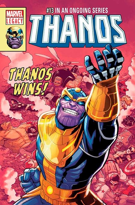 Комикс Танос номер 13