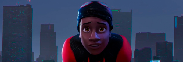 Человек-паук Через Вселенные